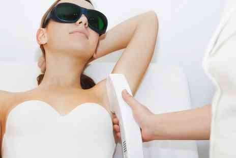 Ultrapulse Studios - Six Sessions of Super Hair Removal  - Save 91%
