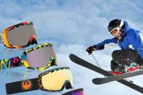 Shade Station - Voucher to spend on Dragon Ski and Snowboarding goggles - Save 63%