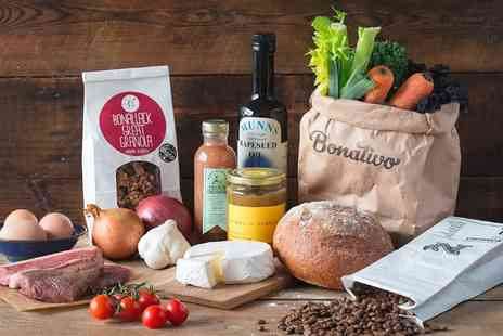 Bonativo - £30 of Delivered Farmers Market Food  - Save 33%