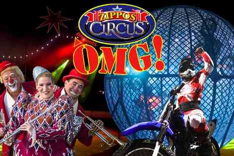 Zippos Circus - Ticket to Zippos Circus  - Save 50%