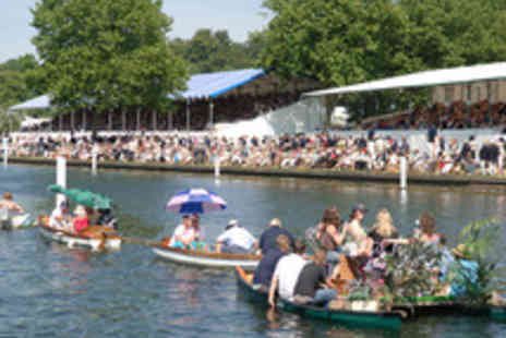 The Maidenhead Steam Navigation Company - Henley Royal Regatta Hospitality Package - Save 30%