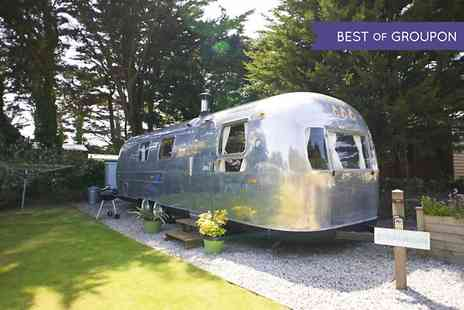 Inn at the Park - Two to Four Night Airstream Stay For Up To Two  - Save 0%