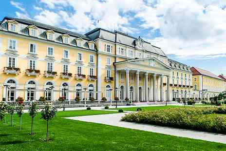 Grand Hotel Rogaska - One Night stay For two With Breakfast  - Save 0%