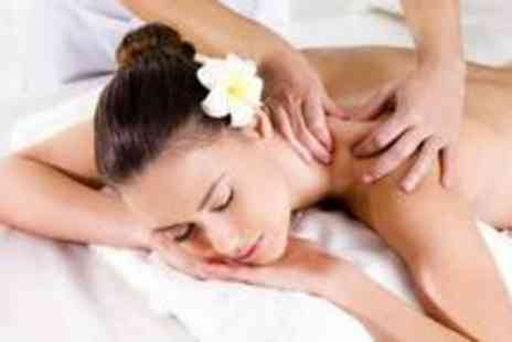 The Beauty Studio - Aroma Expert Excellence facial, Aroma Back Relief massage - Save 78%