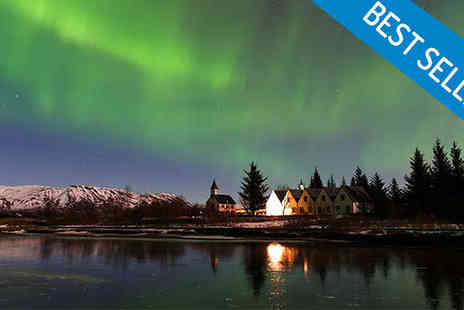 Deluxe Breaks - Three night stay with flights and tours - Save 0%