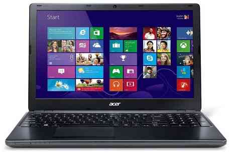 "T L X Electrical - 15.6"" Acer Aspire E1 532 Laptop with Windows 8 - Save 55%"