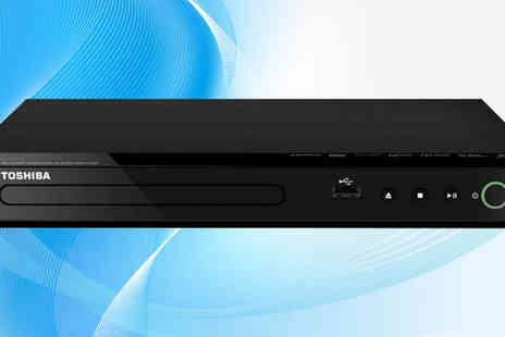 T L X Electrical - Toshiba Full HD Blu-Ray and DVD Player - Save 51%