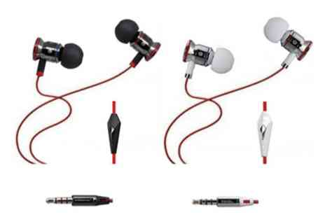 DoohickeyHut -  Beats iBeats In Ear Headphones with ControlTalk  - Save 50%