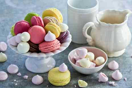 The Smart School of Cookery - Macaroon Making Class - Save 71%