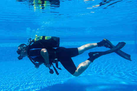 Dive Bunker - Two Hour Beginners Scuba Diving Lesson for One - Save 70%