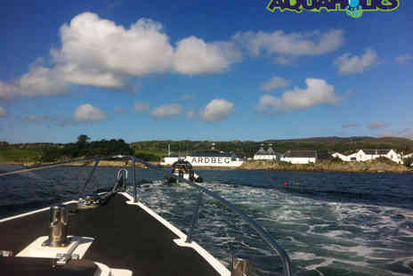 Subaquaholics - Boat Trip to Islay and Ardbeg Distillery - Save 40%