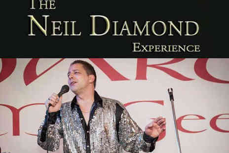 The Maldron Hotel - Two  Tickets to Neil Diamond Tribute with Dinner - Save 52%