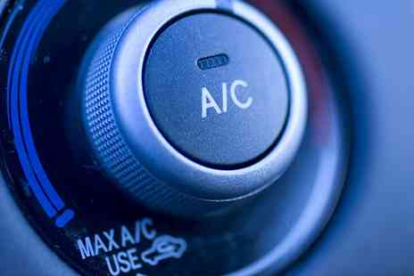 RightFit Autocentres - Car Air Con Service With Re Gas Plus 54 Point Inspection  - Save 81%