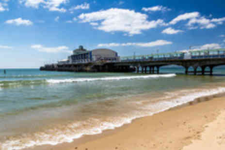 Wessex Hotel - Bournemouth Two Night Stay with Dinner and Breakfast for Two  - Save 44%