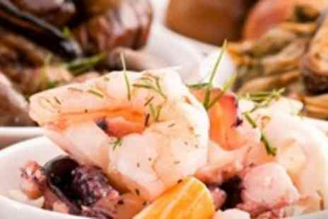 New Season Tapas - Tapas and Drinks For Two - Save 96%