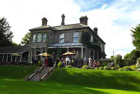 Broughton Craggs Hotel - One to Three Nights stay For Two With Breakfast and Cream Tea - Save 57%
