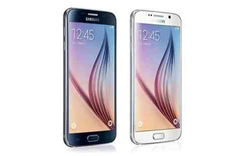 Mobiles.co.uk - Samsung Galaxy S6 32GB for £9.99 on 24 Month 02 Network Contract , Unlimited Minutes, Texts & 5GB, Free Delivery - Save 0%