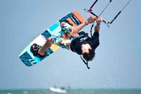 Essex Kitesurf School -  Two Hour Introduction or Full Day Course  - Save 70%