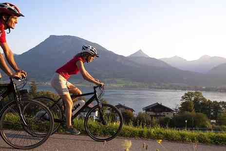 Bike Tour in Austria - Tour Austria by bike for 1 week with hotels, breakfast, bike hire & much more - Save 43%