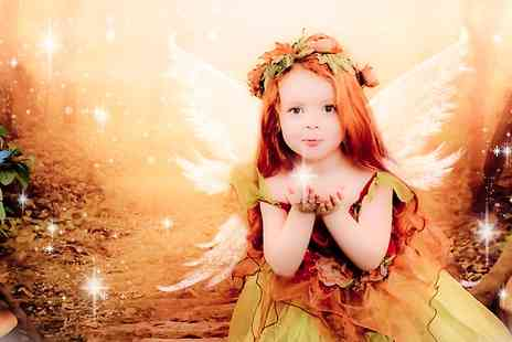 One Photography - Fairy Photoshoot With Ten Prints - Save 95%