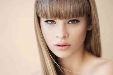 Illusion Hair and Beauty - Haircut, Blow Dry, and Conditioning Treatment  - Save 56%