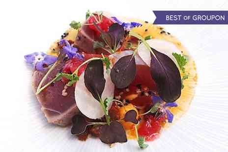 Michelin Starred The Curlew - Summer Tasting Menu  - Save 0%