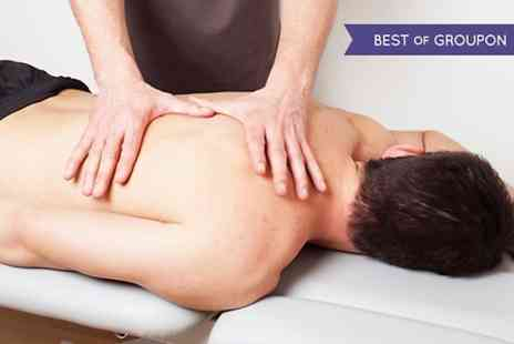 PC Physiotherapy - One Hour Sports Massage - Save 53%