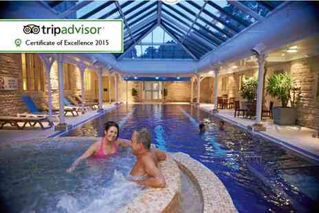 Thoresby Hall - Spa day for two people including a Rhassoul mud treatment and two-course lunch each  - Save 66%