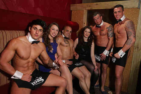 Bare All Entertainment - One hour of butler in the buff hire  - Save 51%