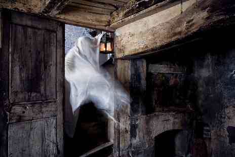 Ghosts Unlimited - Friday Night Twilight Guided Ghost Walk For Two  - Save 50%