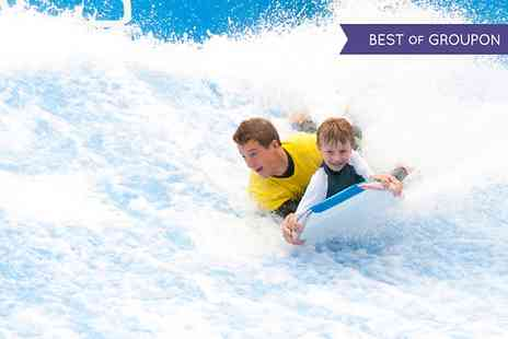 Retallack Resort and Spa - One Hour of Outdoor Surfing - Save 52%