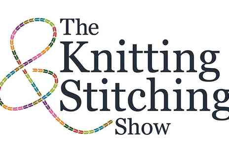 The Knitting and Stitching Show - Tickets to The Knitting & Stitching Show  - Save 23%