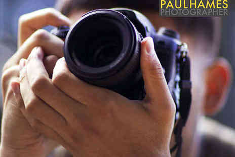 Paul Hames Photographer - Beginners and Improvers Photography Workshop - Save 76%