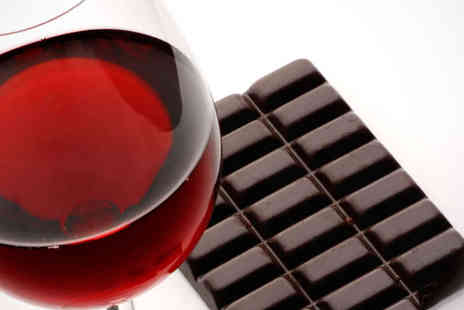 Alice in Wineland - Wine and Chocolate Tasting Workshop for Two - Save 84%