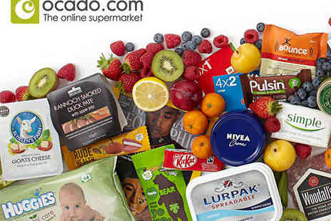 Ocado - New Customer Special: £30 Voucher to Spend and Annual Midweek Smart Pass for Prepaid Midweek Deliveries - Save 75%