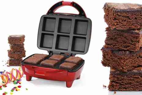Wesco Electrical - Chocolate Brownie Maker - Save 48%