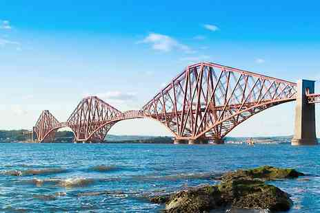 Queensferry Tours - Royal Tour of Queensferry With Priory Entry For Two  - Save 55%