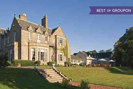 4* Norton House Hotel - Afternoon Tea With Glass of Bubbly For Two - Save 51%