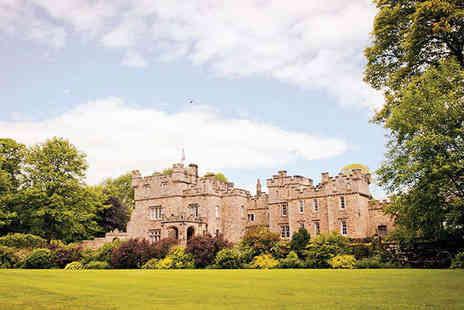 Otterburn Castle Hotel - Overnight Stay for Two with 20% Discount on Pre-Booked Dinner  - Save 44%