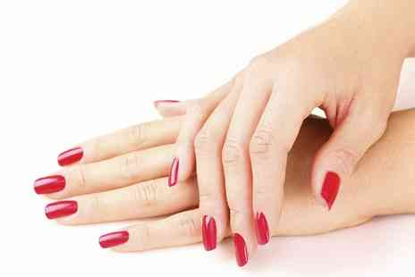 Yasmin Hotel - Shellac Manicure or Pedicure With Mini Facial  - Save 55%