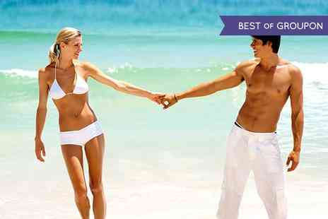 Skin Oasis - Three Sessions of ND Yag or Alexandrite Laser Hair Removal - Save 84%