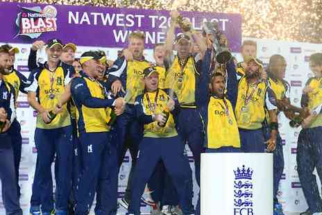 England Cricket ODI - Ticket to Birmingham Bears T20 Cricket - Save 0%