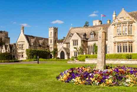 Ellenborough Park -  Spectacular  Spa Package with Treatment  - Save 37%