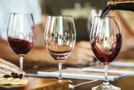 Dionysius Shop -   Wine Tasting & Cheese Pairing Course for 2  - Save 67%