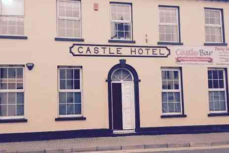 Castle Inn - One or Two Nights For Two With Bottle of Wine and Breakfast  - Save 0%