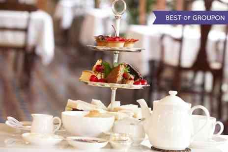 Craigs Restaurant - Prosecco Afternoon Tea For Two  - Save 37%
