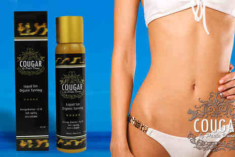 Cougar Beauty Products - Q10 Liquid Tanning Mist - Save 75%