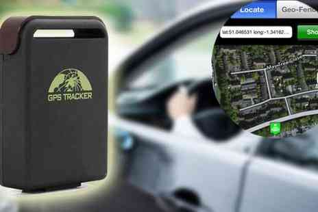 Eskkay - Genuine GPS Personal Tracking Device for Vehicles - Save 63%