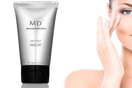 Look Good Feel Fabulous - 30ml MD3 nstant Facelift and Eye Tuck - Save 82%