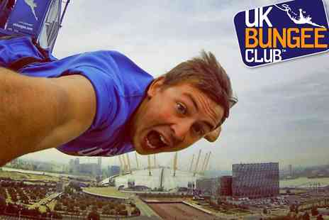 UK Bungee Club - Bungee Jumping Nationwide - Save 18%